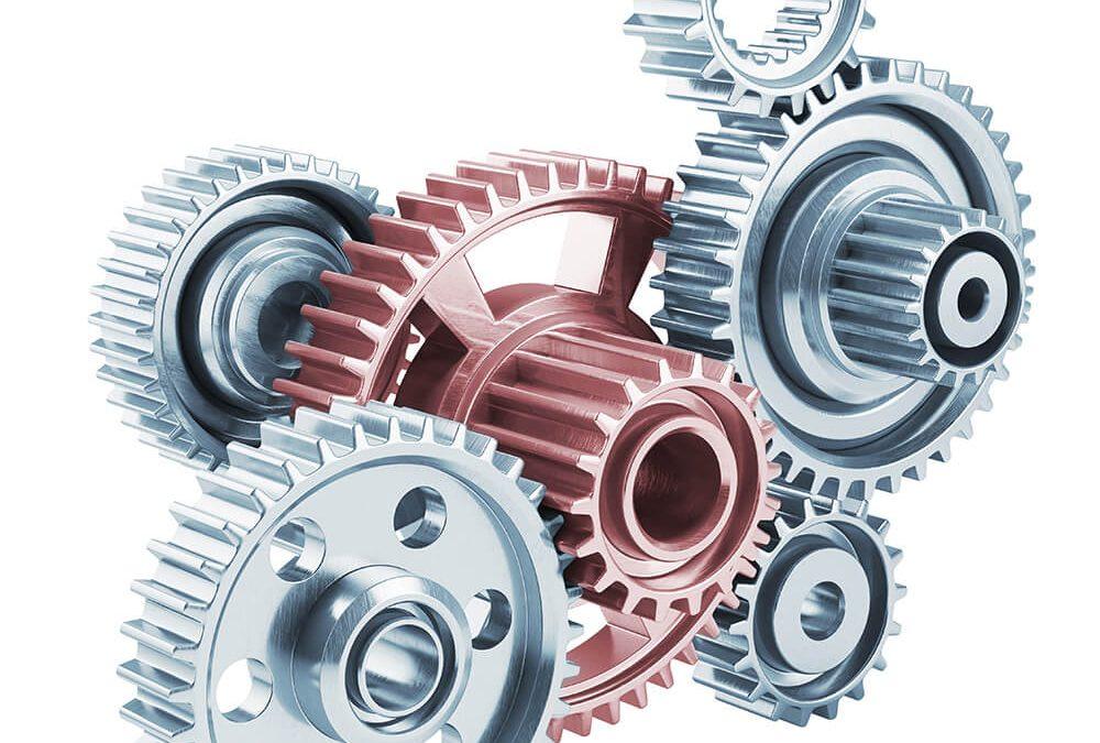 Überblick Industrie / Maschinenbau – WOLF coating & parts