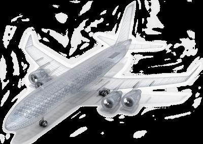 Überblick Luft- und Raumfahrt – WOLF Werkzeugtechnologie