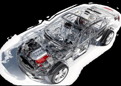 High-Tech VHM Werkzeuge für die Automobilindustrie – WOLF Werkzeugtechnologie